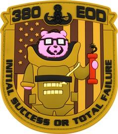 380 EOD-Pink Bear