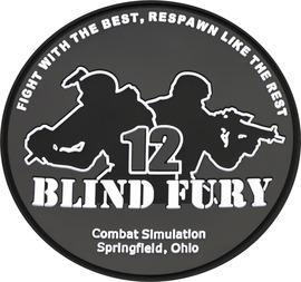 12 Blind Fury