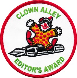 Clown Alley - Editor's Award
