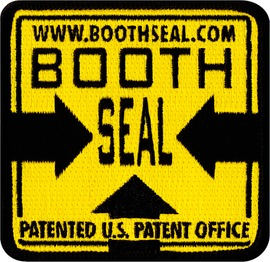 Patented US Patent Office - Booth Seal