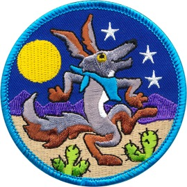 Dancing Coyote