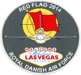 Red Flag 2014 - Las Vegas